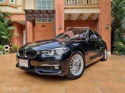จองให้ทัน BMW 320d Iconic F30 2018 รถสวยพร้อมใช้