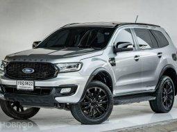 2020 Ford Everest 2.0 Titanium Sport SUV รถบ้านมือเดียว