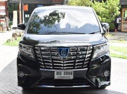 2015 Toyota ALPHARD 2.5 Hybrid E-Four 4WD รถตู้/MPV