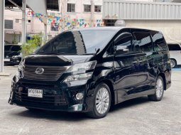 2013 Toyota VELLFIRE 2.4 Z G EDITION รถตู้/MPV ไมล์น้อย 102,000 กม