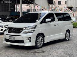 2014 Toyota VELLFIRE 2.4 Z G EDITION รถตู้/MPV รถสภาพดี มีประกัน