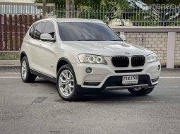 2011 BMW X3 2.0 xDrive20d Highline 4WD SUV ฟรีดาวน์ ดีเซล
