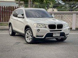 จองด่วน BMW X3 2.0d HIGHLINE 2011 โฉม F25 สีขาว