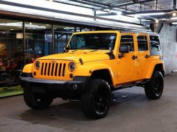 2014 Jeep Wrangler 2.8 Unlimited CRD 4WD SUV