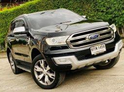 Ford Everest 2.0 Titanium+ปี2017 SUV รถสวยๆ ฟรีดาวน์