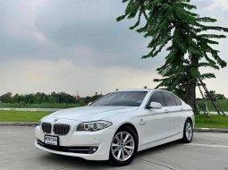 จองให้ทัน BMW 520D F10 ปี15 ดีเซล สีขาว