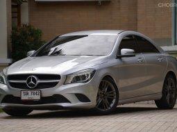 2015 Mercedes-Benz CLA180 1.6 Urban ฟรีดาวน์
