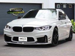 2018 BMW 330e Sport Plug-In Hybrid   รถศูนย์ BMW THAILAND  ไมล์น้อยทมากๆ ของหายาก