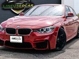 2015  BMW 320d Sport ดีเซล Twin Power Turbo  ซีดาน ขับสนุกแบบสปอร์ต แต่ไม่ลืมความประหยัด