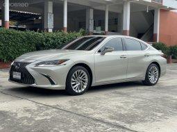 2020 Lexus ES300h 2.5 Grand Luxury รถเก๋ง 4 ประตู ไมล์