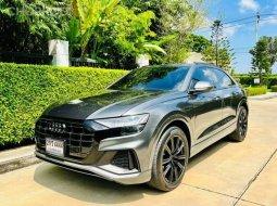 2020 Audi Q8 3.0 55 TFSI quattro S line 4WD SUV รถสวย