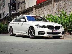 2019 BMW 520d 2.0 M Sport รถเก๋ง 4 ประตู รถบ้านมือเดียว