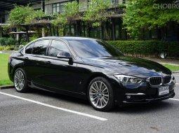 BMW 330e Luxury 2017 (F30) ประกันศูนย์ 200,000 กม. ถึง 07/2022