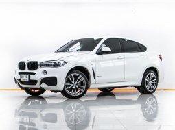 1V-132 BMW X6 XDRIVE 3.0D RHD เกียร์ AT ปี 2015