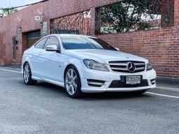 2012 Mercedes-Benz C180 1.8 รถเก๋ง 2 ประตู สภาพสวย ไมล์94,000  ฟรีดาวน์