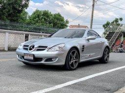 2005 Mercedes-Benz SLK200 Kompressor 1.8 รถเปิดประทุน  ไมล์83,***