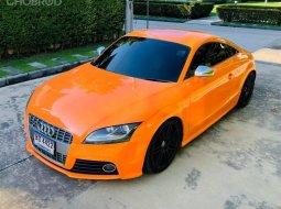 จองให้ทัน Audi TTS 2.0 สีส้ม ปี2011 TFSI Quattro Coupe