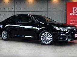 2017 Toyota Camry 2.5 G Navigator Sedan AT Model 2017 รุ่น Top Option Model MinorchangeB4586