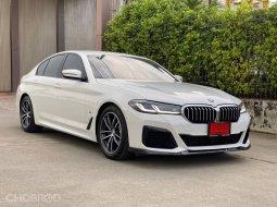 2020 BMW 520d 2.0 M Sport รถเก๋ง 4 ประตู ขาย