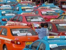 Taxi ประกาศกร้าว หยุดให้บริการ หากรัฐบาลไม่ปรับขึ้นค่าโดยสาร