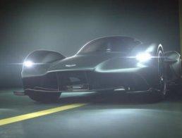 รีวิว ไฮเปอร์คาร์ Aston Martin Valkyrie