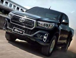 วิธีแก้ท้ายเด้งของ Toyota Hilux Revo!!