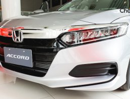 ต้องดู!!  All New Honda Accord 2019  1.5 Turbo EL พร้อมรายละเอียด !!