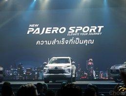 Mitsubishi Pajero Sport 2019 ไมเนอร์เชนจ์ปรับเพียบ เปิดตัวในราคาเริ่ม 1.299 ล้านบาท