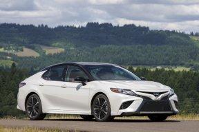 รีวิว All new Toyota Camry 2020