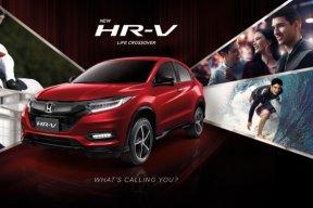 รีวิว Honda HR-V 2018-2019