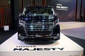 รีวิว Toyota Majesty 2019