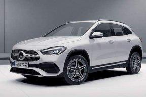 ราคา ผ่อน ดาวน์ Mercedes Benz GLA AMG Dynamic 2021