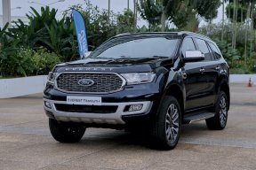 Ford Everest ราคา 2021: ราคาและตารางผ่อน Ford Everest เดือนมีนาคม 2564