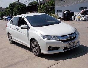Honda City 1.5 SV ปี16