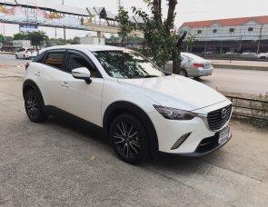 Mazda cx3 2.0 ปี2017 G vectoring control ไมเนอเช้นจ์แล้ว มือเดียว30,000กม.ไม่เคยชน