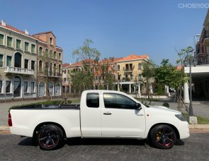 2015 Toyota Hilux Vigo 2.5 J รถกระบะ