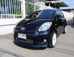 2011 Toyota YARIS E Limited รถเก๋ง 5 ประตู