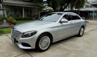 Mercedes Benz C180 1.6 Exclusive โทร.0815843800