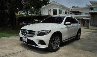 Mercedes Benz GLC250d จด 2018 โทร.0815843800