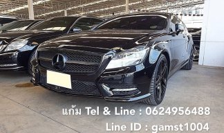 BENZ CLS250 CDI 2.2 [W218] AT ปี 2015
