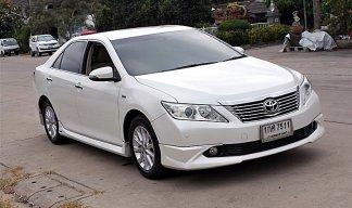 Toyota Camry  ปี 2013