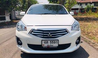 Mitsubishi Attrage1.2Glx  2017