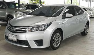 TOYOTA COROLL ALTIS 1.6G / AT / ปี 2014