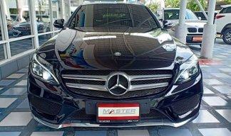 Mercedes Benz C300 Bluetec Hybrid Estate AMG Y2014 สีดำ (รุ่นTOP)