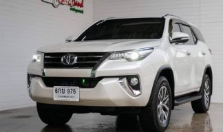 TOYOTA​ NEW​ FORTUNER​ 2.4​V​ AT​ 2WD​