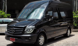 2014 Mercedes-Benz Sprinter 319 CDI BlueTEC