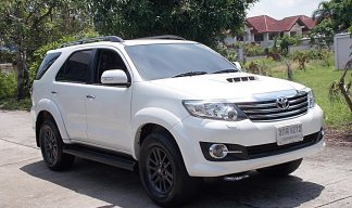 Toyota Fortuner Champ 3.0 V 4WD ปี14