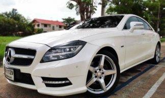 2012 Mercedes Benz CLS250 CDI AMG Premium W218