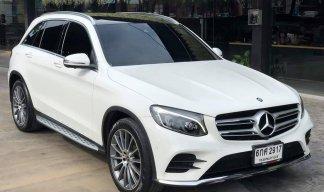 2017 Mercedes-Benz GLC250 d suv