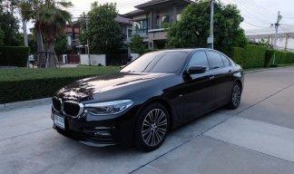 2018 BMW 520d sedan